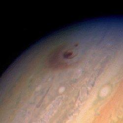 木星に残った衝突痕 wiki