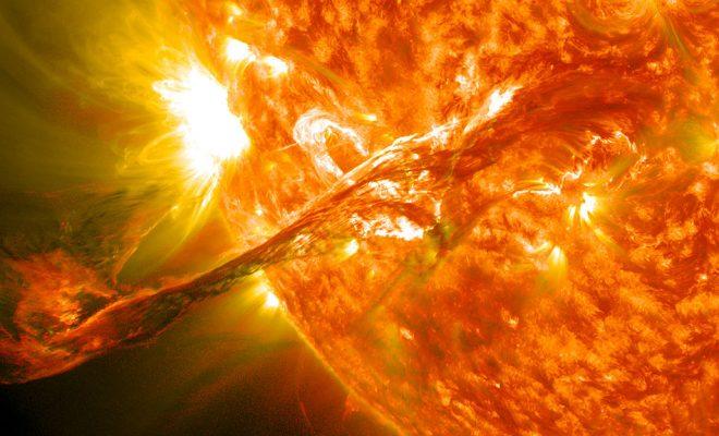 太陽フレア wikipedia