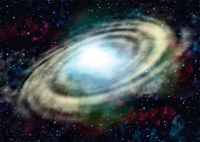 銀河系 f