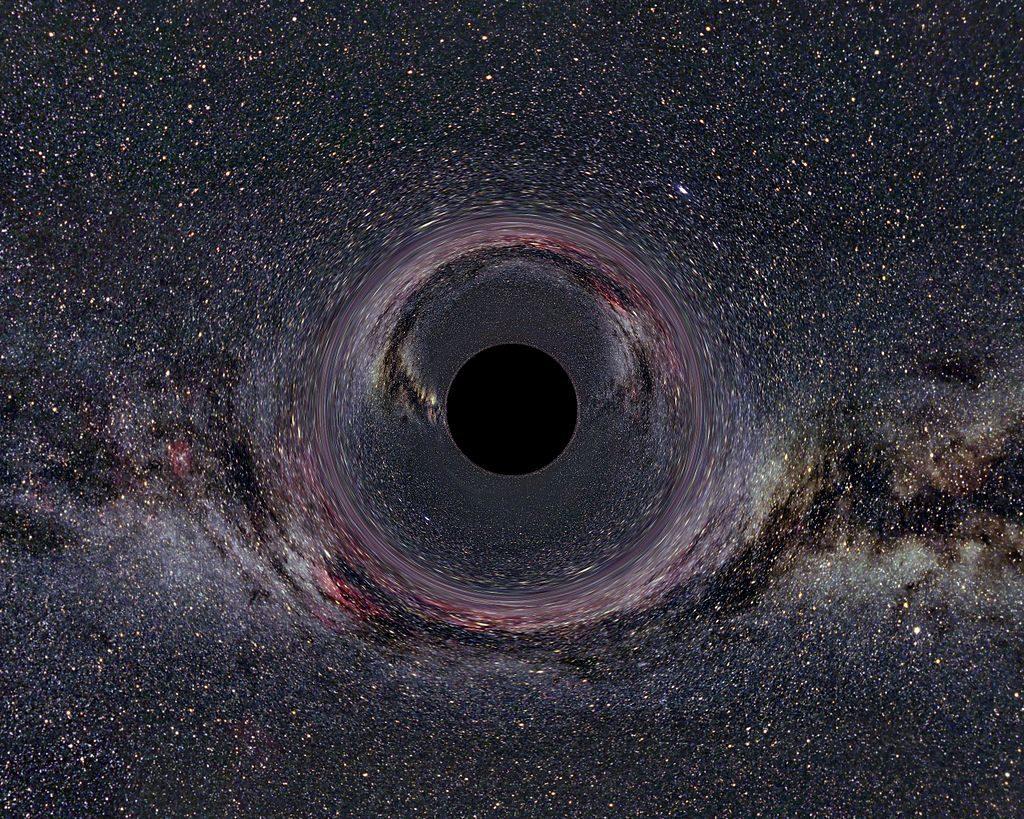 ブラックホール wikipedia引用
