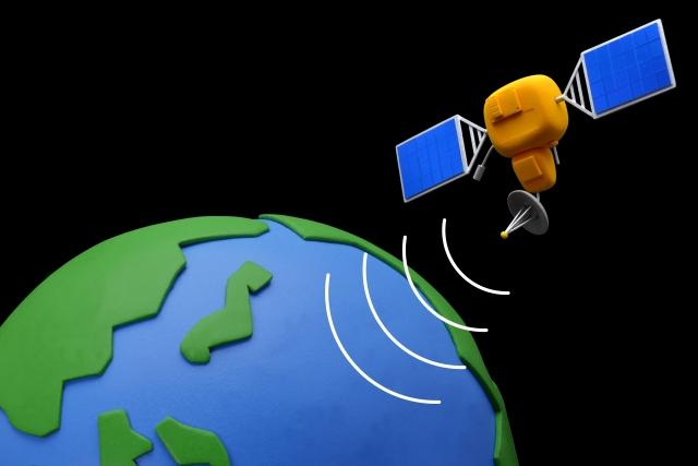 人工衛星の役割