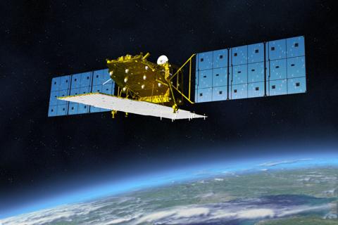 人工衛星jaxa