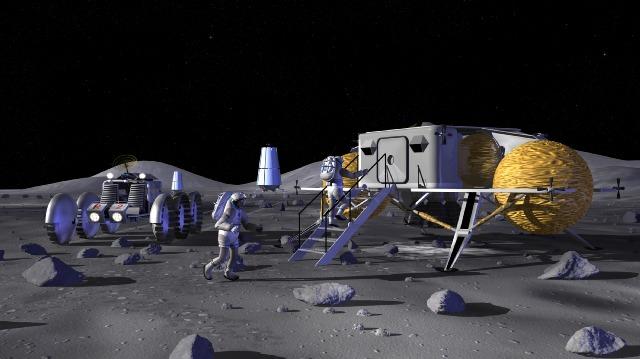 月面基地wikipedia