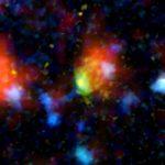 モンスター銀河の1つ「EQ J100054+023435」 wikipedia
