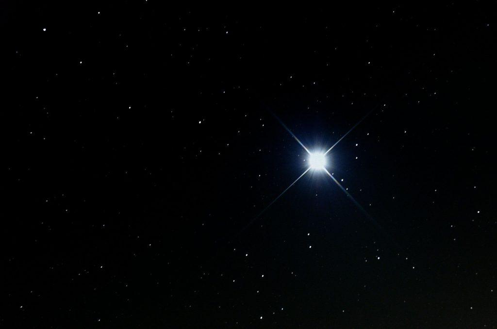 恒星「シリウス」
