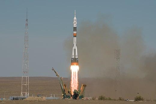 ロシアのソユーズMS-10 wikipedia