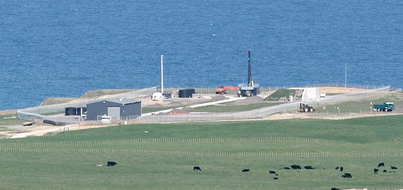 ニュージーランドのRocket Lab第1発射施設 /wikipedia