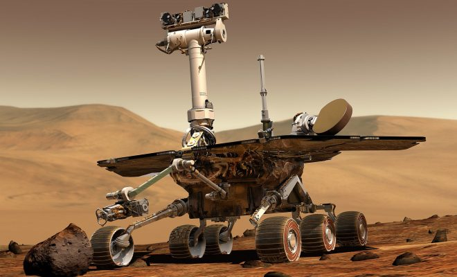 火星上のオポチュニティ wikipedia