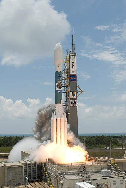 デルタ IIロケットで2008年6月11日に打ち上げられた wikipedia