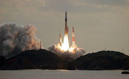 H-IIAロケット26号機による小惑星探査機「はやぶさ2」の打ち上げ wikipedia