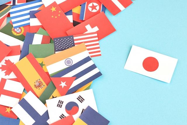 世界の国旗 f