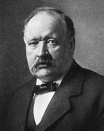 スヴァンテ・アレニウス / wikipedia