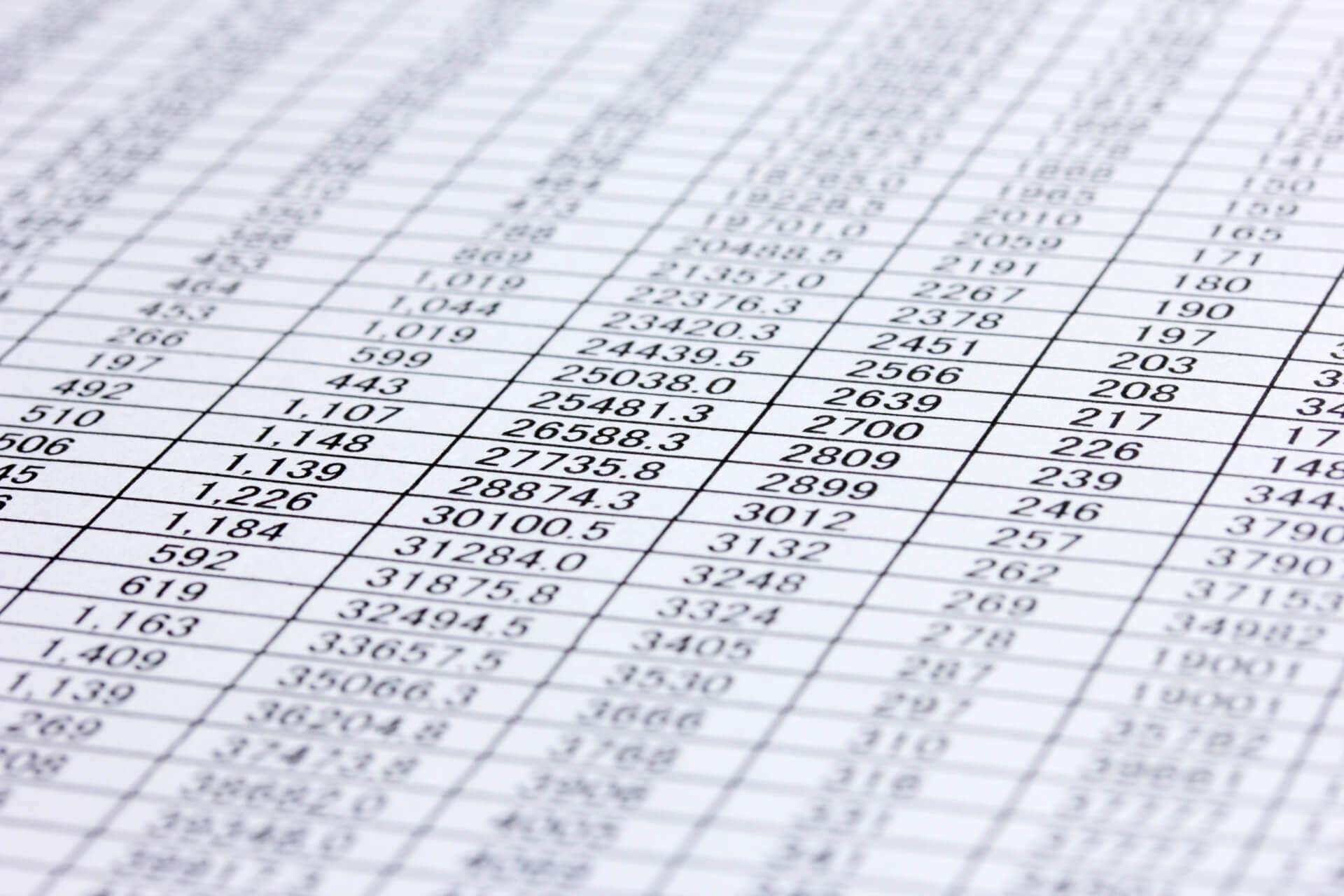 企業データ 書類 f